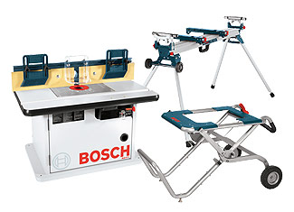 Bosch   Tool Table & Stand Parts