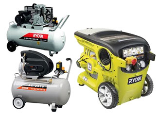 Ryobi   Air Compressor and Inflator Parts