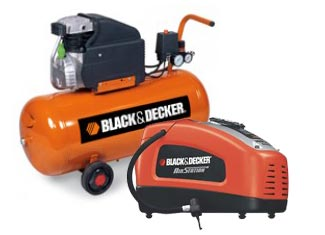 Black and Decker   Air Compressor Parts