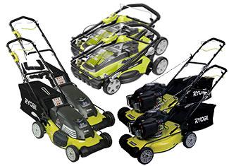 Ryobi   Lawn Mower Parts