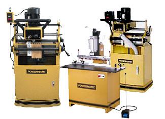 Powermatic   Dovetail Machine