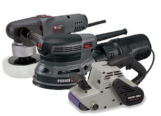Porter Cable   Sander & Polisher Parts