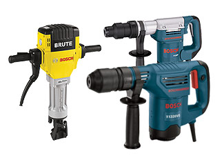 Bosch   Demolition & Breaker Hammer Parts