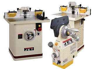 Jet   Shapers & Stock Feeder Parts