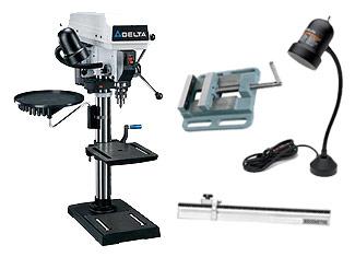 Delta   Drill Press & Accessories