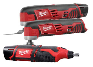 Milwaukee   Oscillating Cut-Out Tool Parts