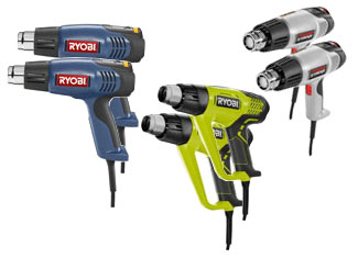 Ryobi   Heat Gun Parts