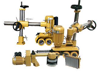 Powermatic   Stock Feeder Parts