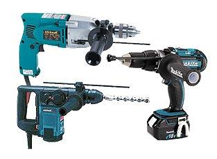 Makita   Hammer Drill Parts