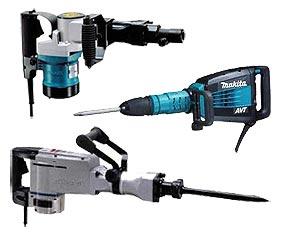 Makita   Demolition Hammer Parts