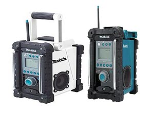 Makita   Job Site Radio Parts