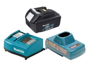 Makita   Battery and Charger parts