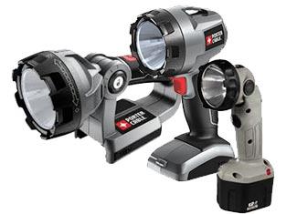 Porter Cable   Flashlight Parts
