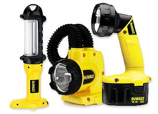 DeWalt   Flashlight Parts