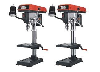 Black and Decker   Drill Press