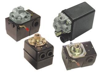 Superior Electric   Pressure Switches