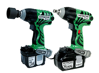 Hitachi   Impact Wrench & Driver Parts