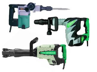 Hitachi   Demolition Hammer Parts