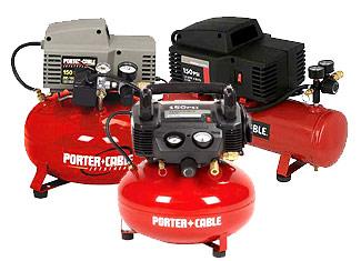 Porter Cable   Air Compressor Parts