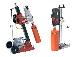 MK Diamond   Coring Drill Parts