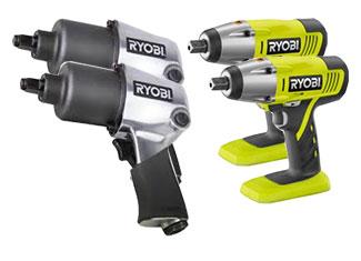 Ryobi   Impact Wrench Parts