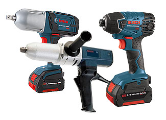 Bosch   Impact Wrench Parts