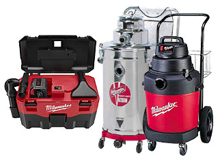 Milwaukee   Blower & Vacuum Parts