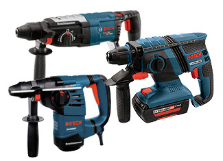 Bosch   Rotary Hammer Parts