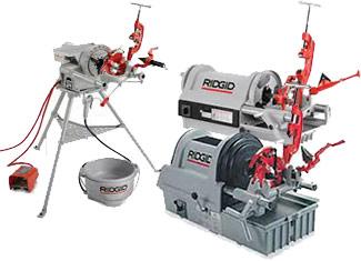 Ridgid   Threading Machine Parts