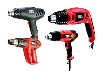 Black and Decker   Heat Guns Parts