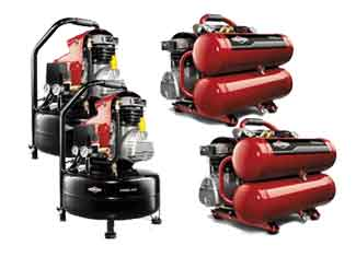 Briggs and Stratton   Air Compressor Parts