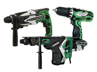Hitachi   Drill Parts