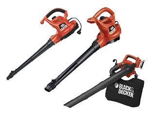Black and Decker   Blower & Vacuum Parts