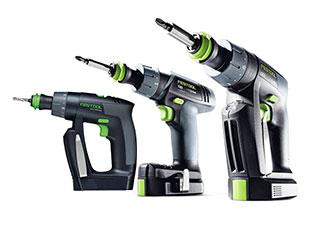 Festool   Drill & Driver Parts